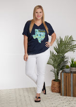 Load image into Gallery viewer, Paisley Grace Texas Tee - FINAL SALE