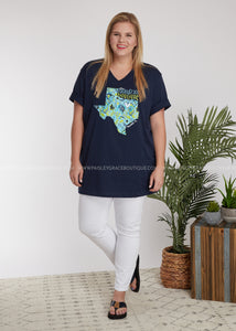 Paisley Grace Texas Tee - FINAL SALE