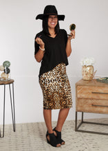 Load image into Gallery viewer, Be Fierce Pencil Skirt - FINAL SALE