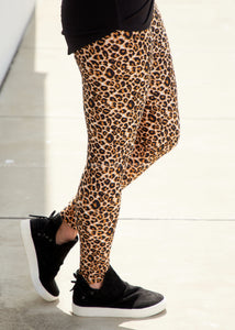 Full Length Leggings- LEOPARD