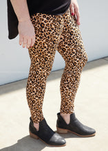 Load image into Gallery viewer, Full Length Leggings- LEOPARD