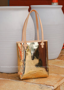 Everyday Tote- Goldie By Consuela