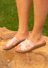 Load image into Gallery viewer, Blaire Sandal by Corkys-CHAMPAGNE  - FINAL SALE