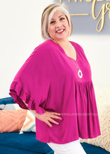 Load image into Gallery viewer, Wishful Delight Top - PURPLE