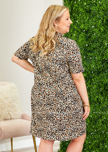 Welcome to The Jungle Dress - PLUS ONLY