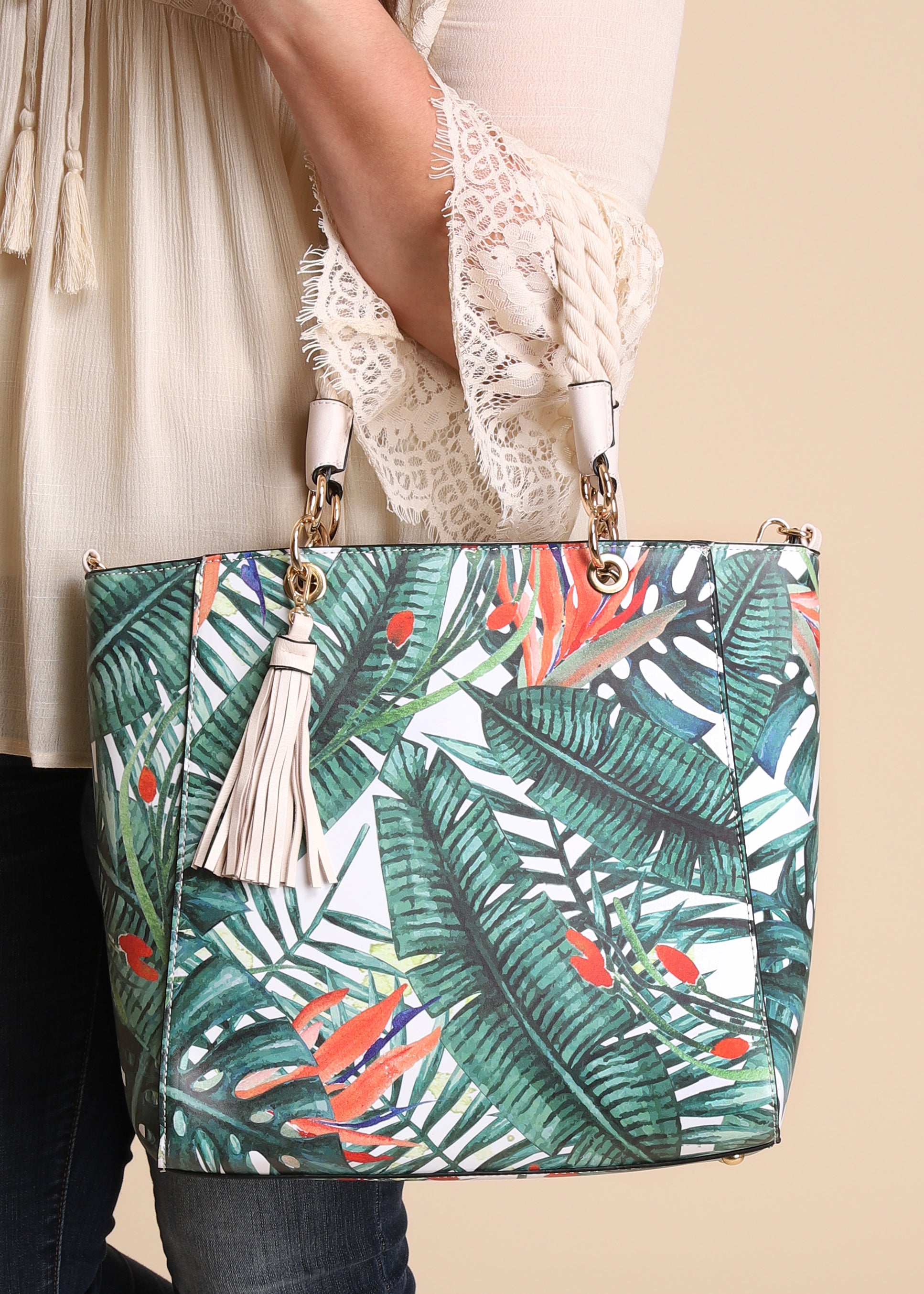 Tropic Ready Handbag - FINAL SALE
