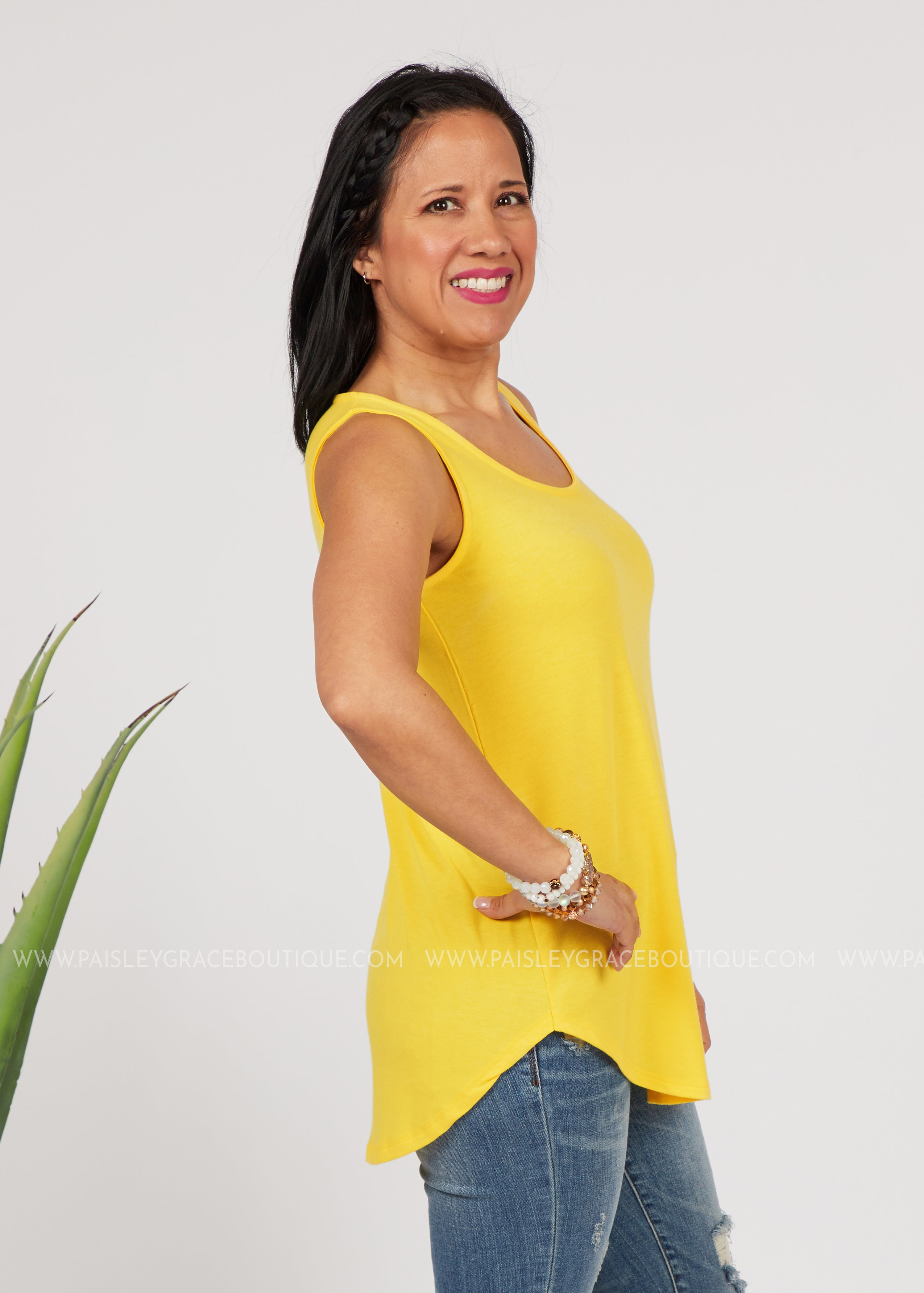 The Ruby Tank-YELLOW