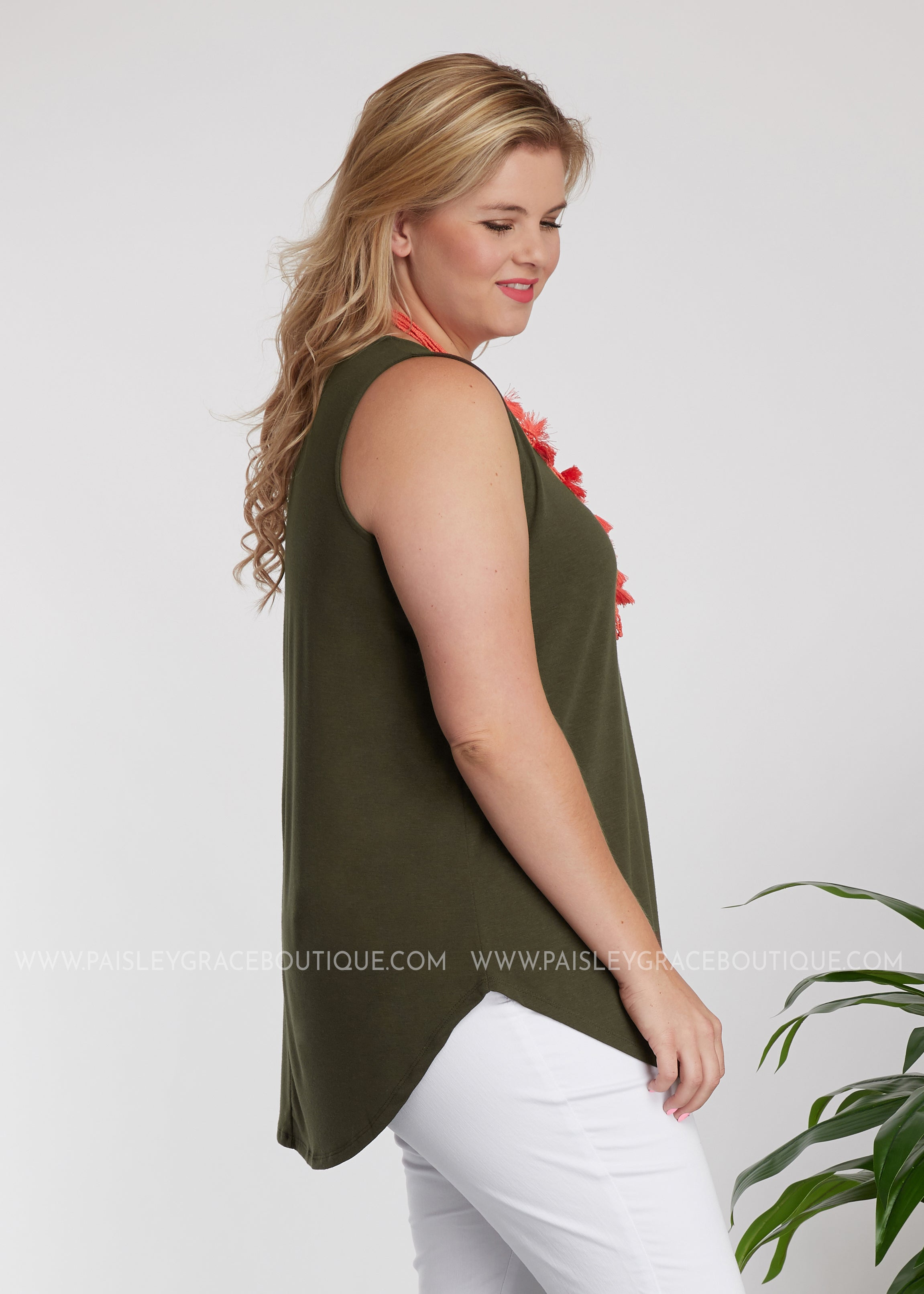 The Ruby Tank- DK. OLIVE