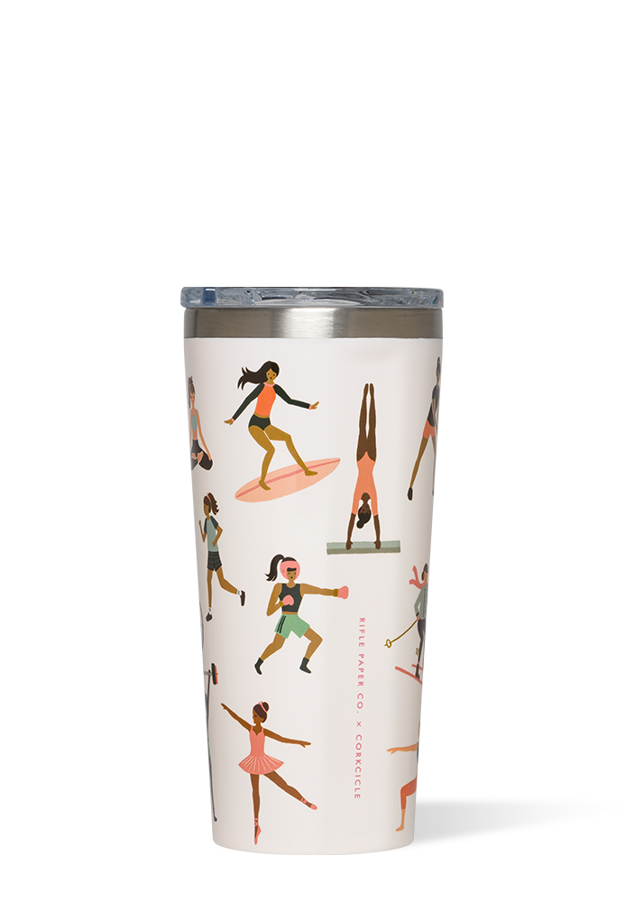 Sports Girl Tumbler - 16 oz. By Corkcicle