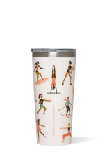 Load image into Gallery viewer, Sports Girl Tumbler - 16 oz. By Corkcicle