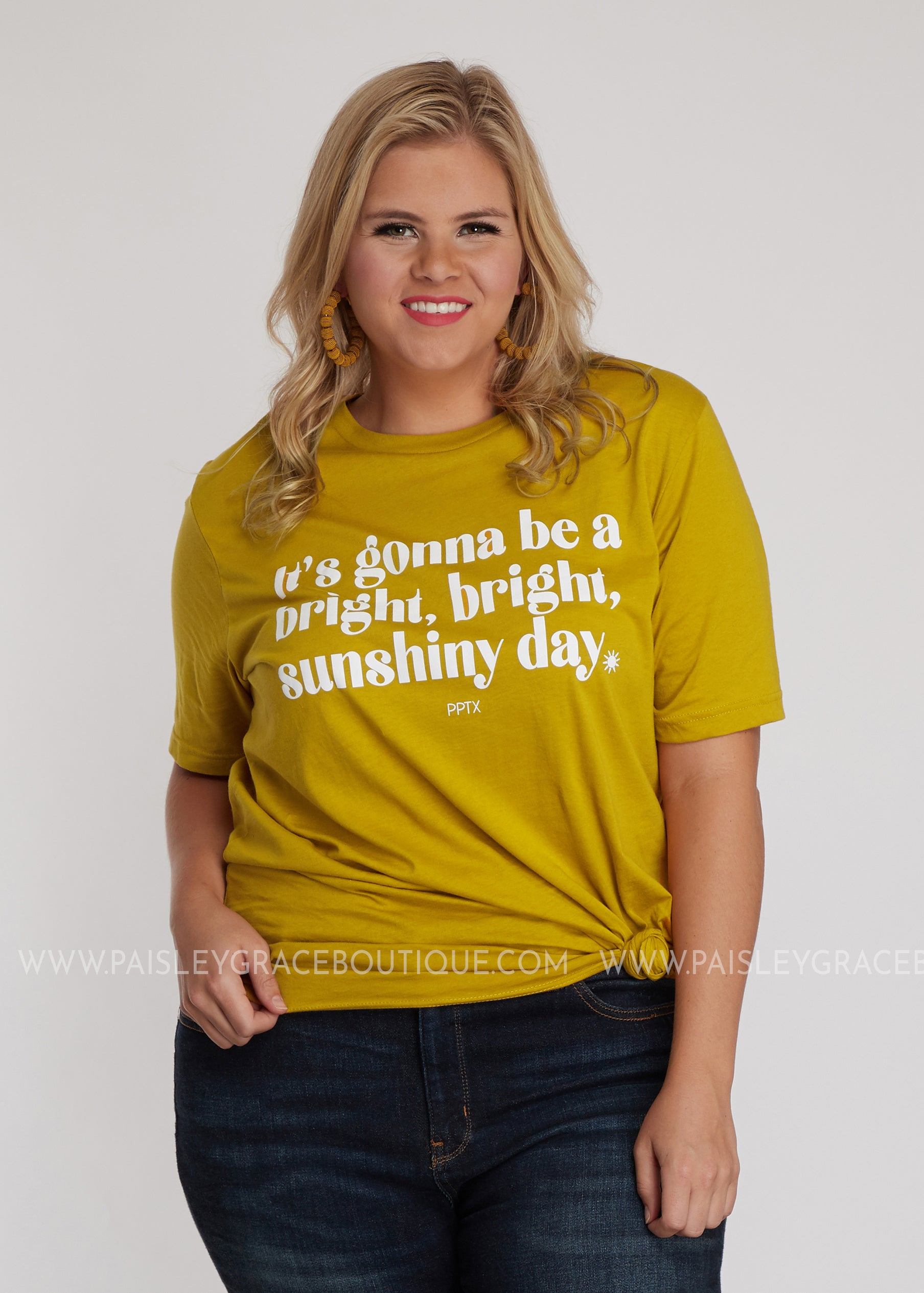 Sunshiny Day Tee