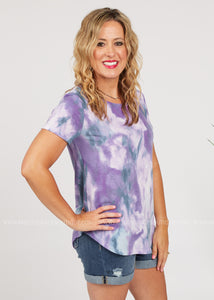 Purple Haze Top  - FINAL SALE