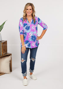 Mums The Word Top  - FINAL SALE