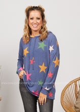 Load image into Gallery viewer, Catching Stars Hoodie  - FINAL SALE