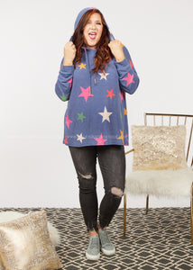 Catching Stars Hoodie  - FINAL SALE