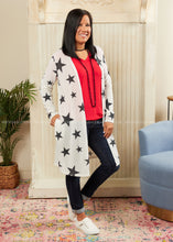 Load image into Gallery viewer, Falling Stars Cardigan - FINAL SALE