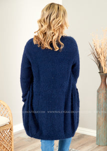 Covered in Cozy Cardigan - FINAL SALE