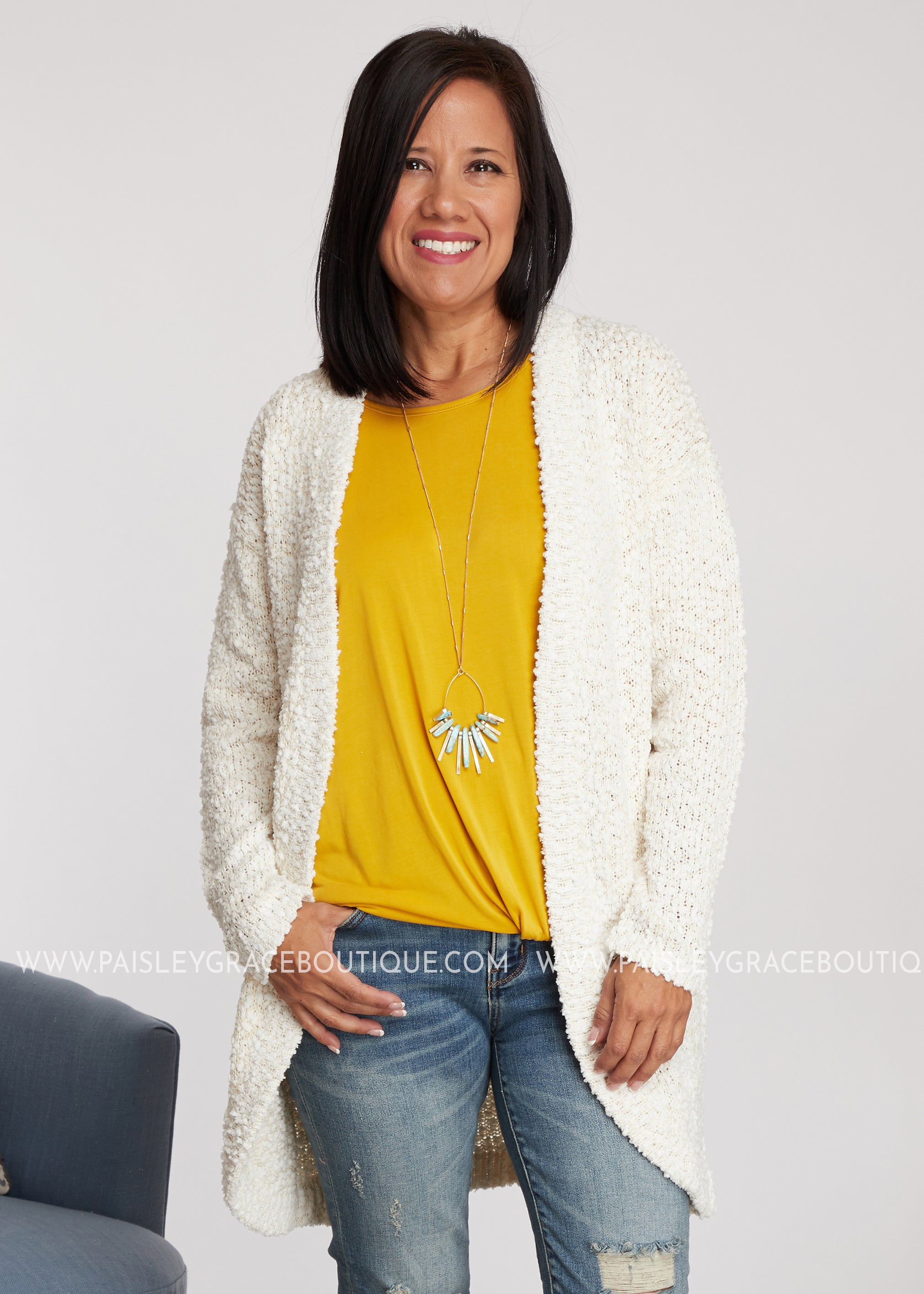 Shining Moment Cardigan