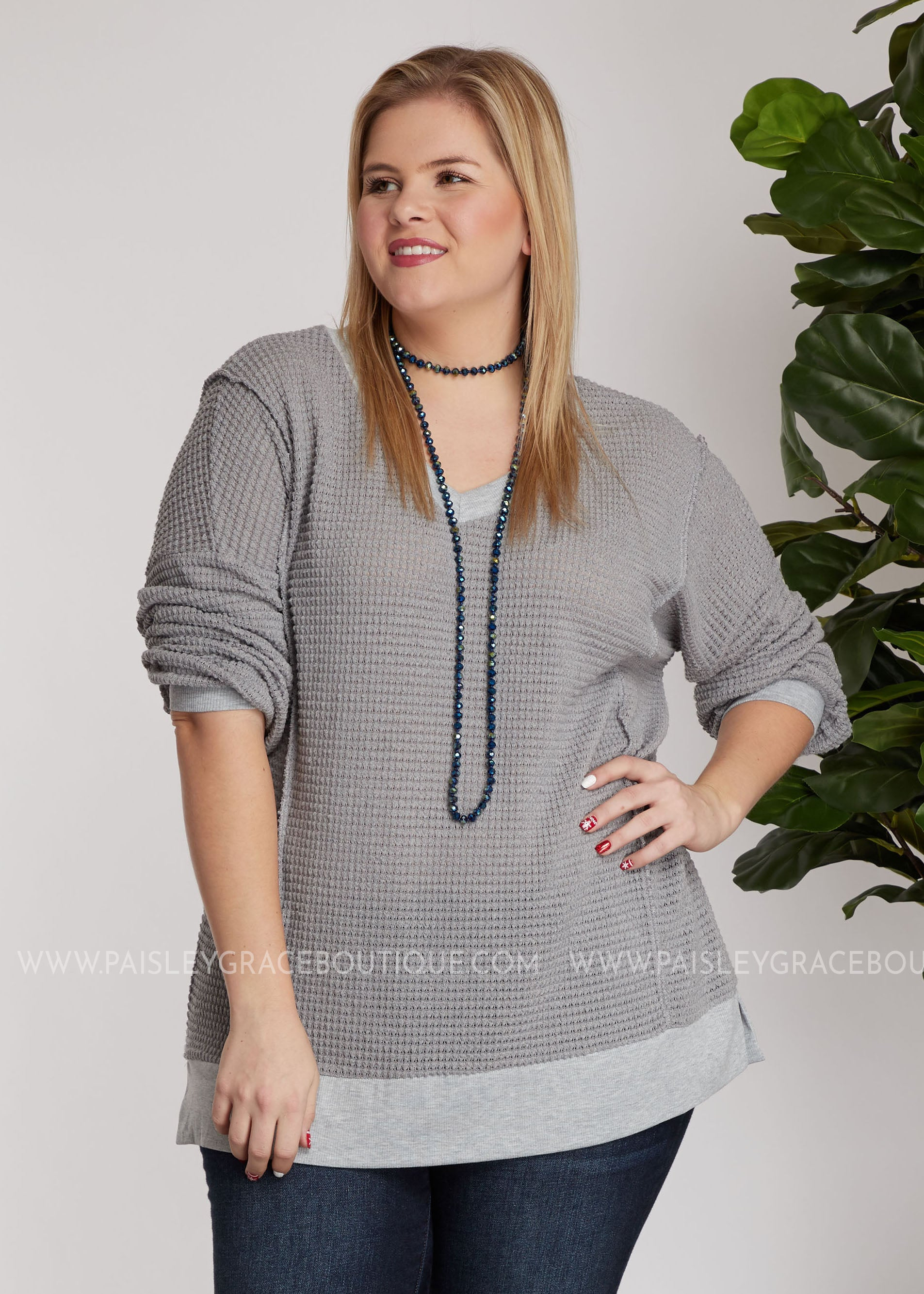 Worry Free Top - FINAL SALE
