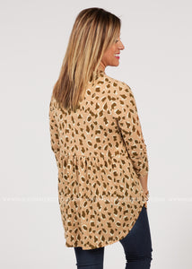Purr-fectly Made Top  - FINAL SALE