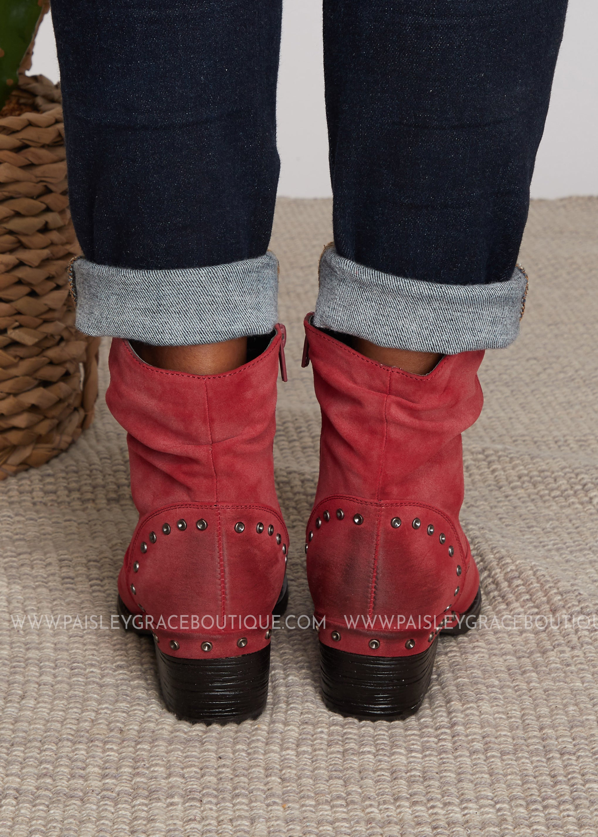 Denise Booties by Corkys