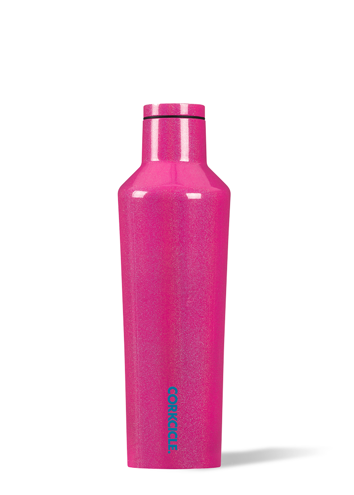 Pink Dazzle Canteen-16 oz. By Corkcicle