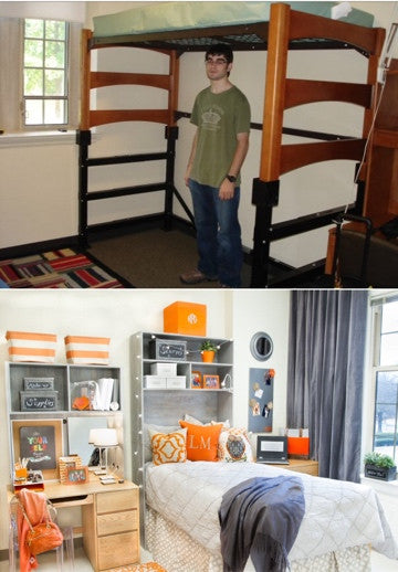 To Loft Or Not To Loft That Is The Question Dorm Decor