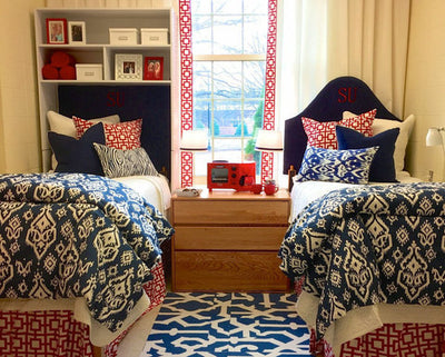 The Model Dorm Room - Get the look!