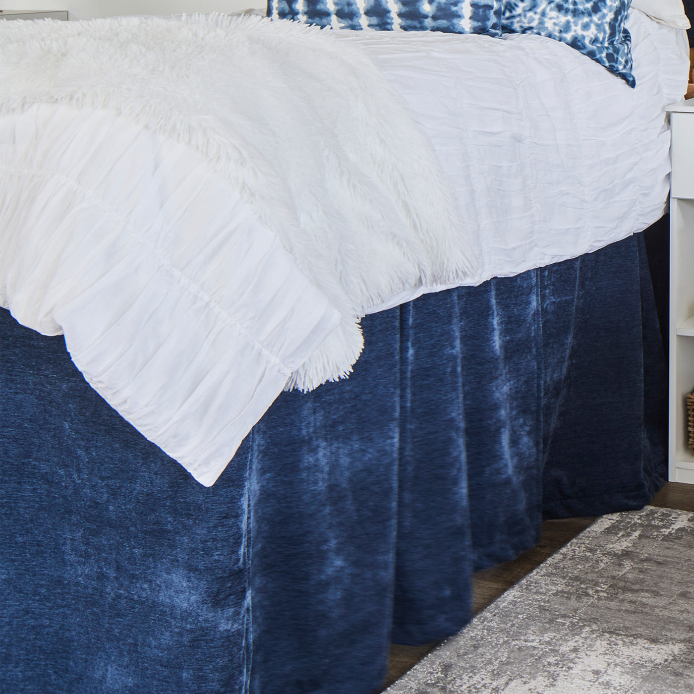 Classic Bed Skirt Panels