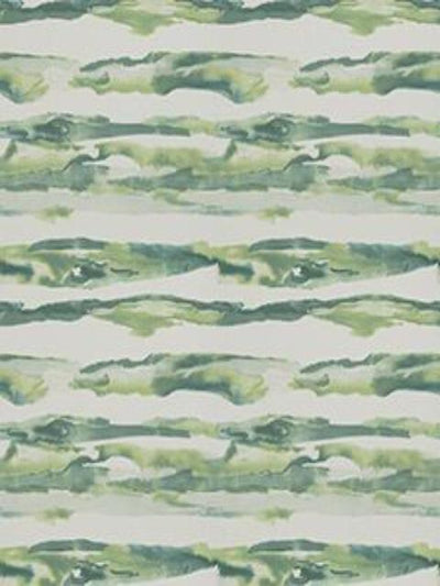 Fabric Swatch -Watercolor Green