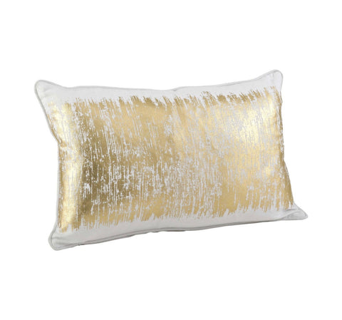 Metallic Banded Lumbar - Gold