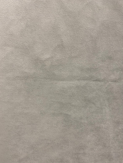 Fabric Swatch - Soft Gray Velvet