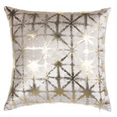 Kora Gold Velvet Pillow