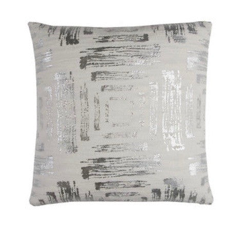 Tena Pillow - Silver