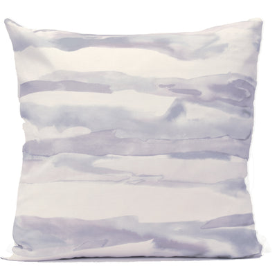 Watercolor Pillow Lavender