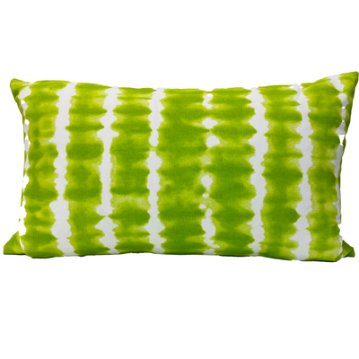 Banded Tie-Dye Lime Lumbar