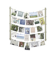Hang It Photo Display - Brass