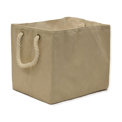Natural Storage Bin Medium