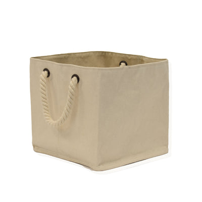 Canvas Storage Bin Small