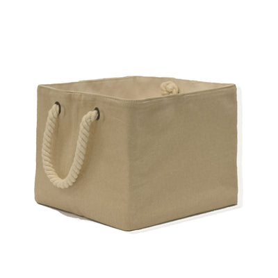 Natural Storage Bin Small