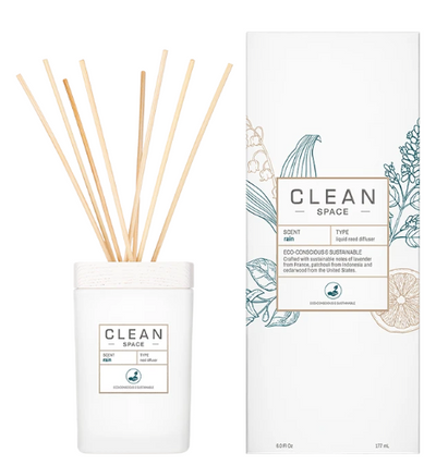 All new CLEAN Space Room Diffuser - Rain