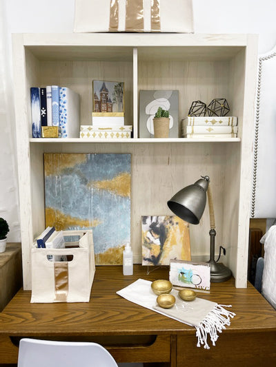 Desk Cubby - Beach House