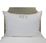 Huge Dutch Euro Pillow - White