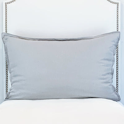 Huge Dutch Euro Pillow - Light Gray