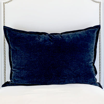 Huge Dutch Euro Pillow - Lunar Navy