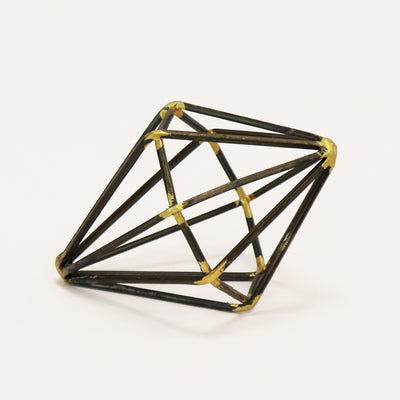 Geometric What-Not Diamond