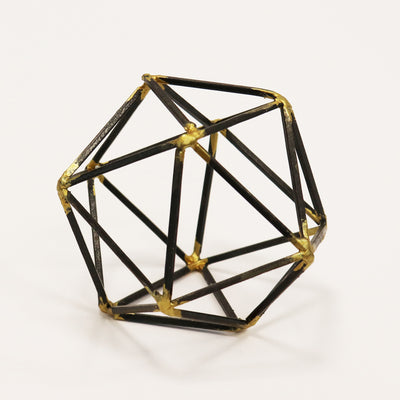 Geometric What-Not Hexagon