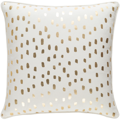 Gold Stroke Pillow