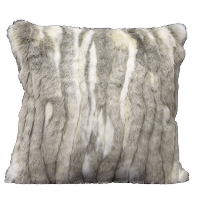 Granite Fur Pillow