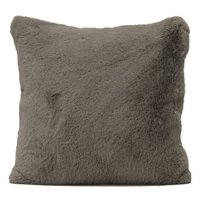 Teddy Bear Gray Pillow